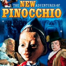 La locandina di Il mondo è magia - Le nuove avventure di Pinocchio