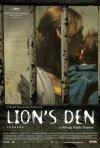 Poster USA per Lion's Den (Leonera)