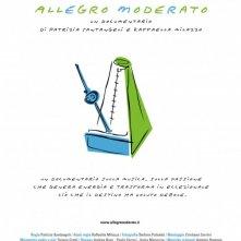 La locandina di Allegro moderato