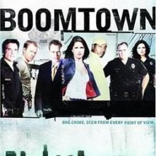 La locandina di Boomtown