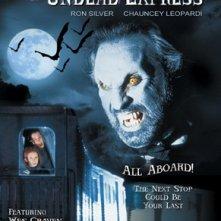 La locandina di Shadow Zone: The Undead Express