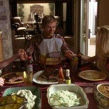 Michael McMillian, Ryan Kwanten e Anna Camp in una scena dell'episodio 'Shake and Fingerpop' della serie tv True Blood