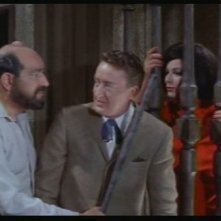 Danny Green con Tom Poston e Fenella Fielding