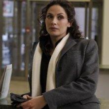 Joanne Kelly in una scena dell'episodio Resonance di Warehouse 13
