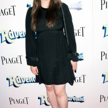 Kat Dennings alla premiere del film Adventureland a Los Angeles, California, nel 2009
