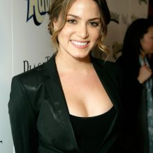 Nikki Reed alla premiere del film Adventureland a Los Angeles, California, nel 2009