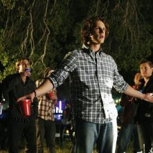 Zachary Abel in una scena dell'episodio Blowing Off Steam della serie  Make It or Break It