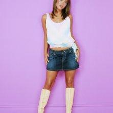 Una foto promo di Megan Fox per il telefilm Hope & Faith