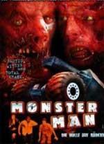 La locandina di Monster Man