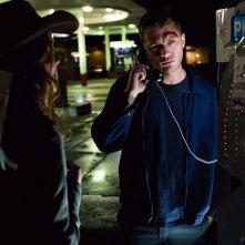 Abbie Cornish e Ryan Phillippe durante una telefonata nel film 'Stop Loss'