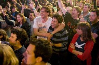 Jason Segel e Paul Rudd in un'immagine del film I Love You, Man