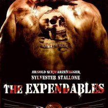 Locandina USA del film The Expendables