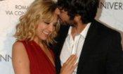 Luca Argentero e Myriam Catania sposi col vizio del furto