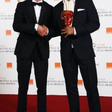 Shia LaBeouf e Noel Clarke ai 'The Orange British Academy Film Awards' del 2009