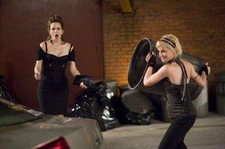 Tina Fey e Amy Poehler sono le protagoniste della commedia Baby Mama