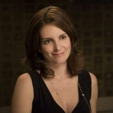 Tina Fey è Kate Holbrook, donna in carriera single, nel film Baby Mama