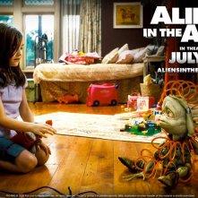 Wallpaper del film Alieni in soffitta