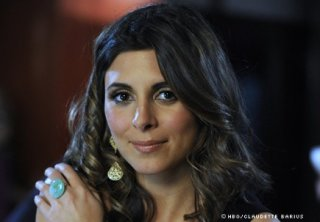 Jamie-Lynn Sigler in una scena dell'episodio 'Amongst Friends' della sesta stagione di Entourage