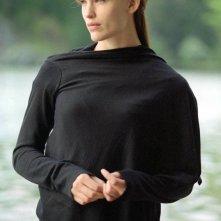 Jennifer Garner in una scena più tranquilla del film Elektra