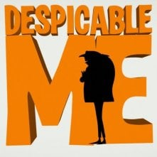La locandina di Despicable Me