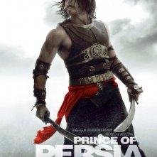 La locandina di Prince of Persia: Sands of Time