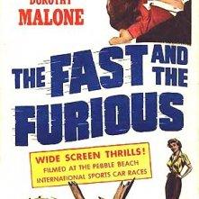 La locandina di The Fast and the Furious