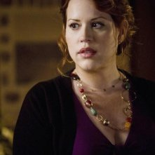 Molly Ringwald in una scena dell'episodio What's Done Is Done de La vita segreta di una teenager americana