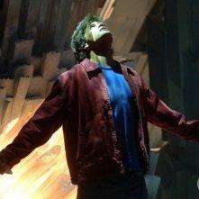 Smallville: Clark (Tom Welling) nella Fortezza della Solitudine nell\'episodio \'Al tramonto del Sole\'