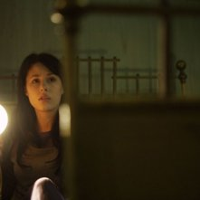 Amanda Crew in una scena del film Il messaggero - The Haunting in Connecticu