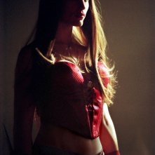L'attrice Jennifer Garner in una scena di Elektra