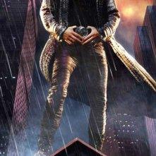 Un character poster di Bullseye (Colin Farrell) per il film Daredevil