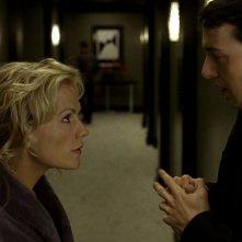 Anna Paquin e Chris Coy in un'immagine dell'episodio 'Never Let Me Go' della serie tv True Blood