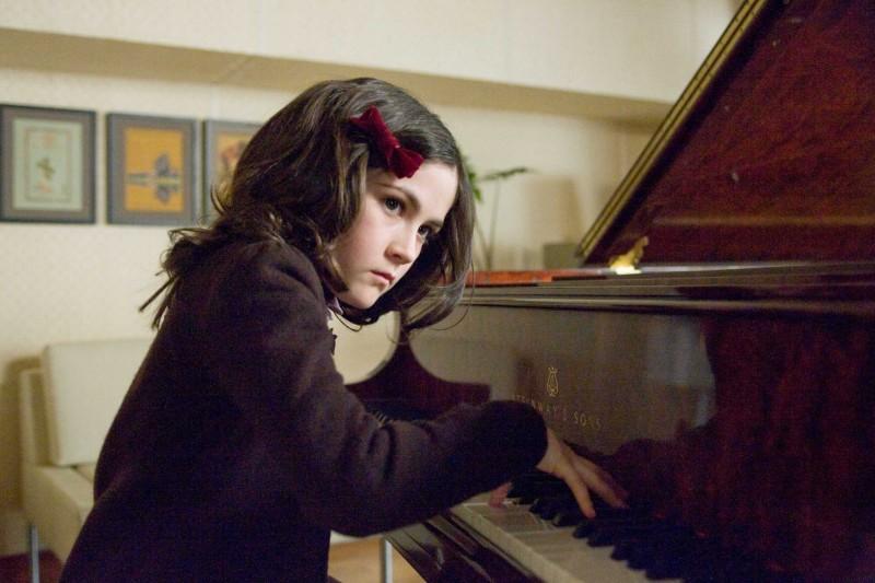 Isabelle Fuhrman è la piccola protagonista dell'horror Orphan
