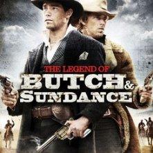 La locandina di The Legend of Butch & Sundance