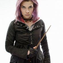 Natalia Tena in una foto promozionale del film Harry Potter e l'Ordine della Fenice