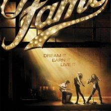 Secondo poster internazionale per Fame - Saranno famosi