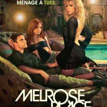Un poster della nuova versione di Melrose Place