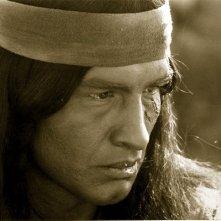 Carlo Mucari nel ruolo di Tiger Jack in Tex e il signore degli abissi (1985)