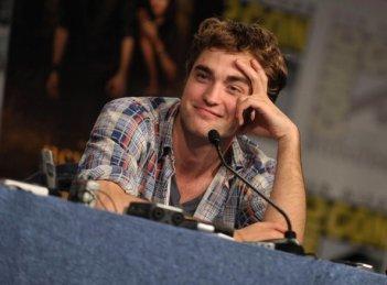 Comic-Con di San Diego 2009 - Robert Pattinson presenta Twilight Saga: New Moon