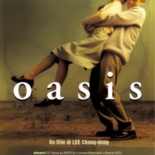 manifesto italiano del film Oasis