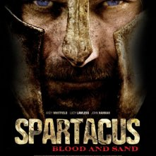 La locandina di Spartacus: Blood and Sand