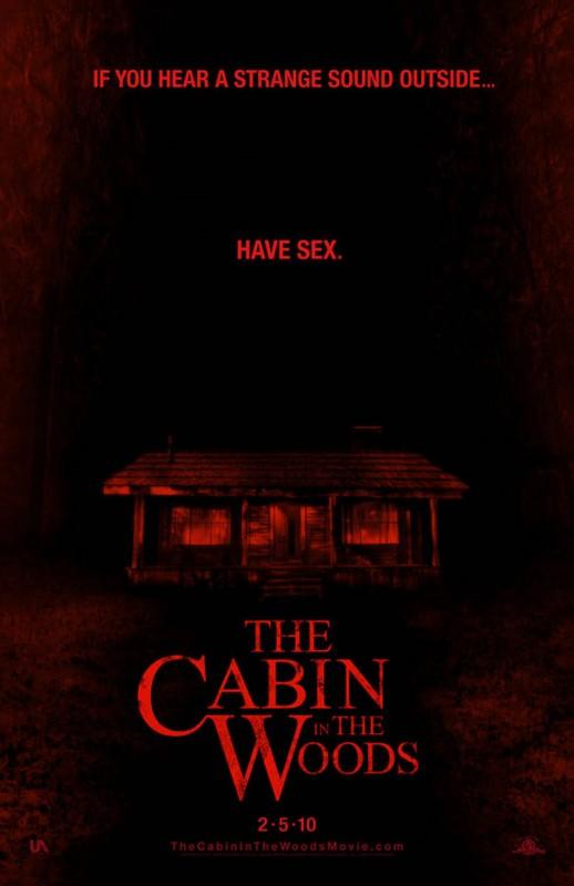 La Locandina Di The Cabin In The Woods 125378