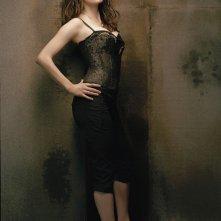 Rose McGowan in una foto promo per la 8 season della serie Charmed