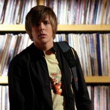 Chris Lowell nell'episodio 'Il giocatore di Witchita' della terza stagione di Veronica Mars