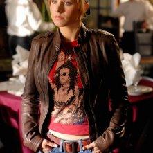 Kristen Bell in una scena dell'episodio 'L'altra faccia dell'amore' di Veronica Mars