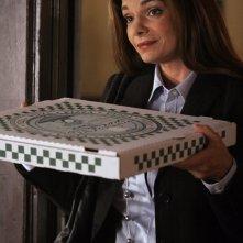 Laura San Giacomo è Harmony Chase nell'episodio 'Charlie, mio fratello' di Veronica Mars