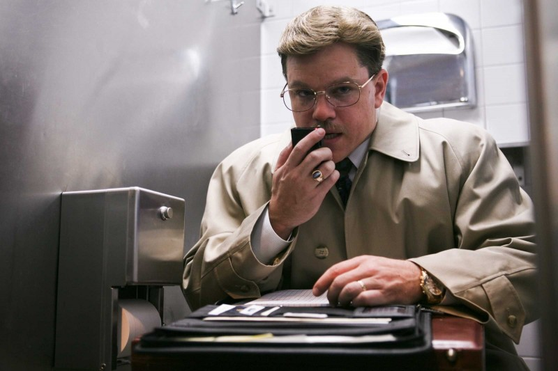 Matt Damon E Mark Whitacre Nel Film The Informant 125546