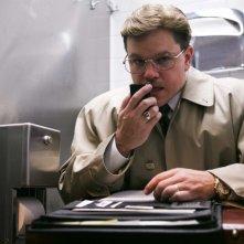 Matt Damon è Mark Whitacre nel film The Informant