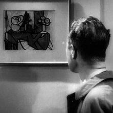 Nigel Bruce in una sequenza del film Il sospetto (1941)