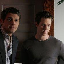 Ryan Devlin e Jason Dohring nel nono episodio della terza stagione di Veronica Mars